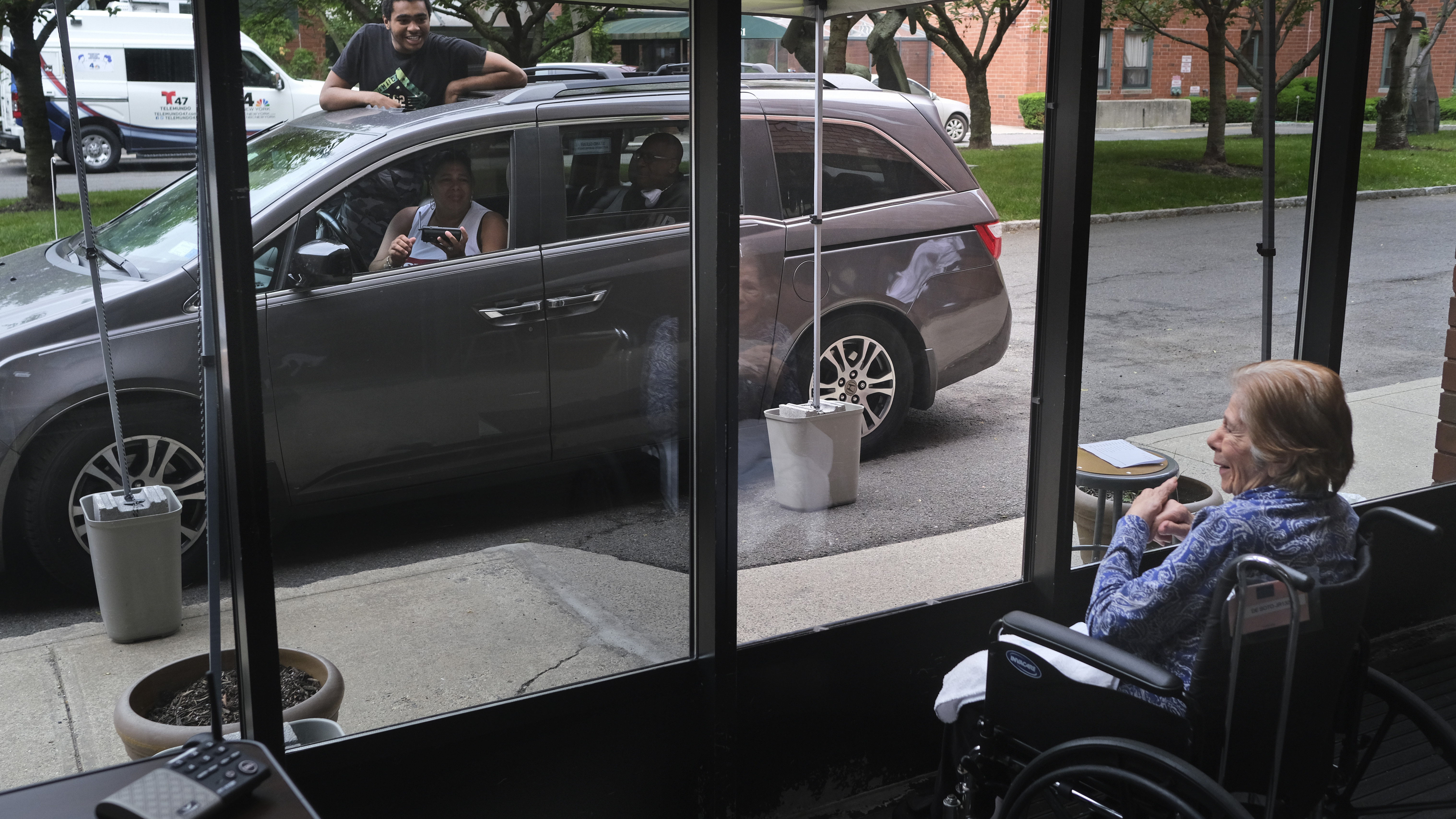 Strict Rules Apply, But New York Is Allowing Visitors Back In To Its Nursing Homes