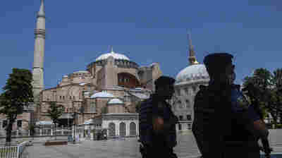 Turkey's President Converts Hagia Sophia Back Into A Mosque