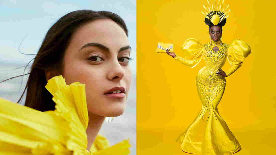 Actor Camila Mendes and performer Bob the Drag Queen join Ask Me Another.