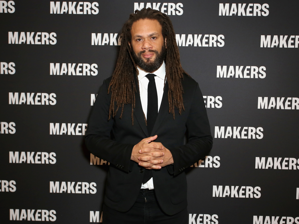 DANA POINT, CA - FEBRUARY 07, 2019: Founder, The Black List Franklin Leonard attends The 2019 MAKERS Conference. (Photo by Rachel Murray/Getty Images for MAKERS)