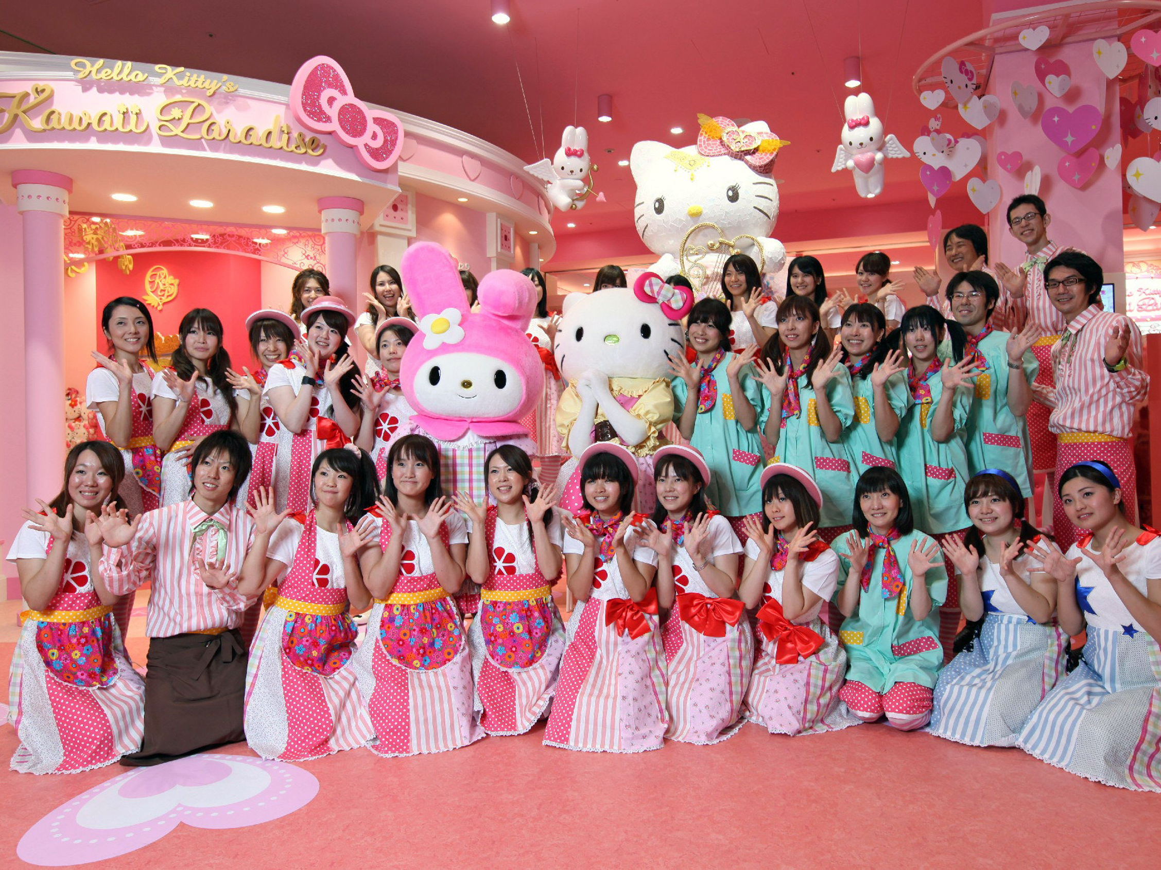 What Will Sanrio S New Leadership Mean For Hello Kitty Npr