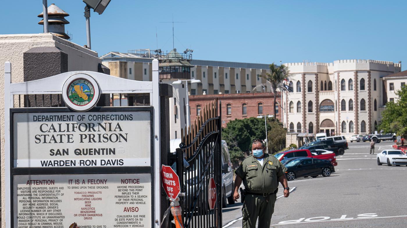 California Will Release Up To 8000 Prisoners Due To Coronavirus – NPR