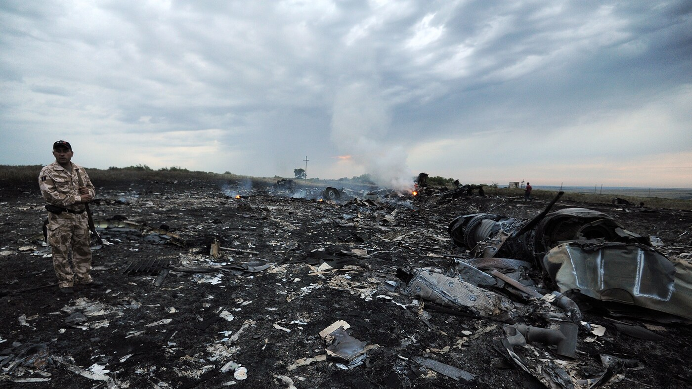 Photo of Nearly 6 Years After MH17 Was Shot Down, Dutch Prosecutors Say They Will Sue Russia   NPR