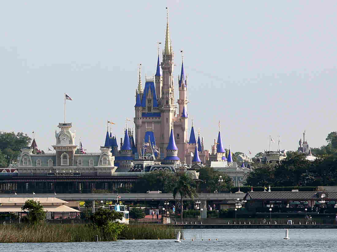Walt Disney World reopens amid Covid-19 surge