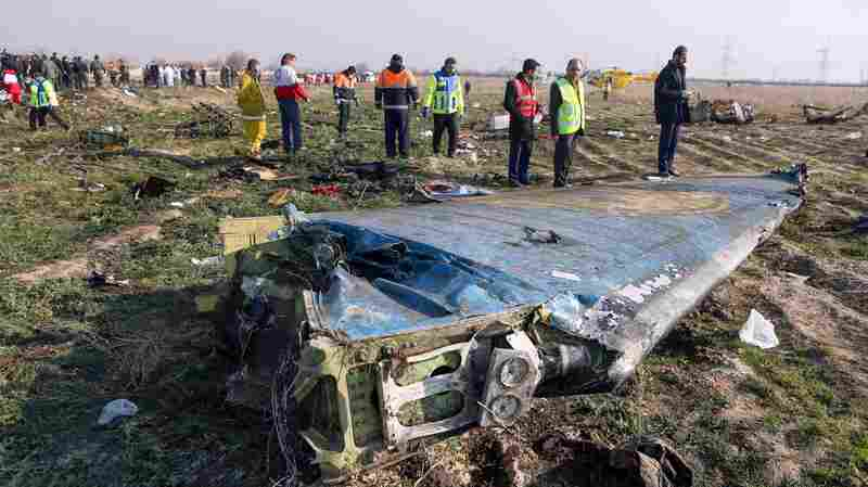 Iranian Report Details Chain Of Mistakes In Shooting Down Ukrainian Passenger Plane