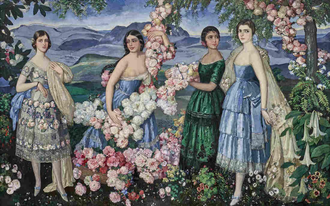 Flores Mexicanas by Alfredo Ramos Martínez