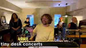 Benny Sings: Tiny Desk (Home) Concert