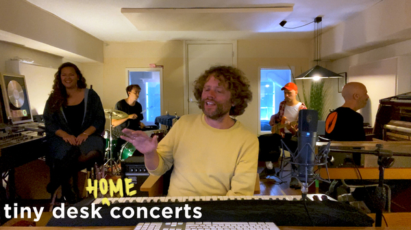 Benny Sings: Tiny Desk (Home) Concert