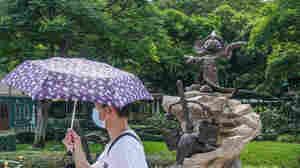 Hong Kong Disneyland Closes Again Because Of Coronavirus