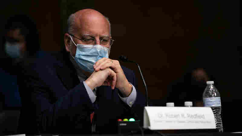 CDC Employees Call Out Agency's 'Toxic Culture Of Racial Aggressions'