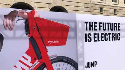 After Lime's Acquisition Of Jump, Those Red Electric Bikes Are Back On D.C. Streets