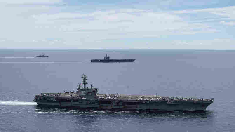 U.S. Rejects Beijing's Maritime Claims In South China Sea