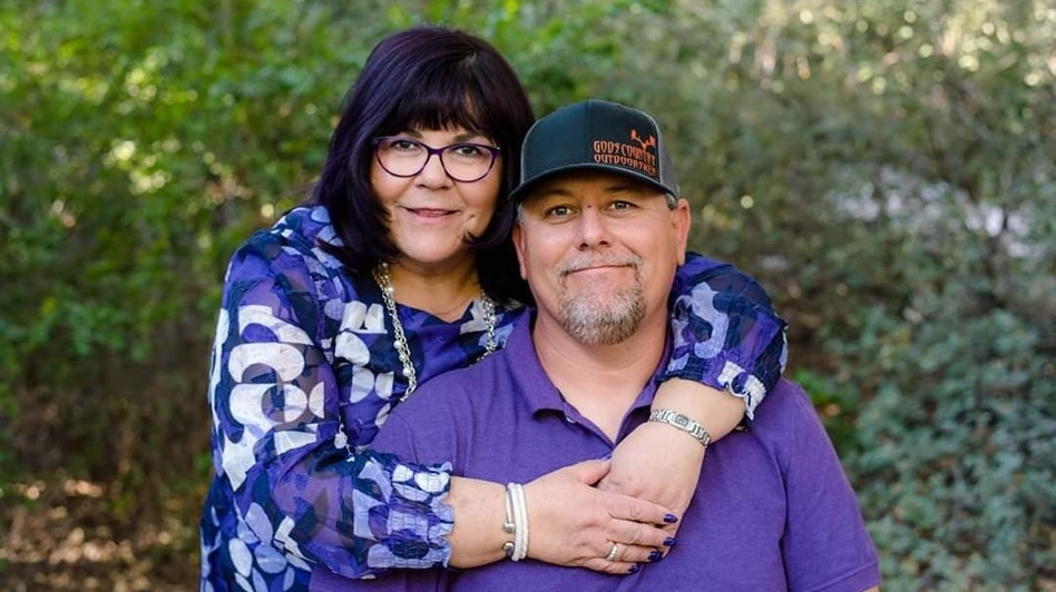 "Kimberley Chavez Lopez Byrd died after testing positive for coronavirus. Other teachers she worked with tested positive as well. ""She was a very loving, very faithful person and she was very kind,"" says her colleague Jena Martinez-Inzunza. (Luke Byrd)"