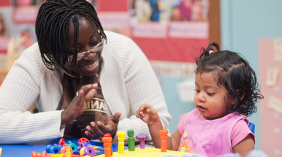 D.C.-Area Child Care Centers Struggle To Stay Afloat Amid The Pandemic