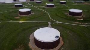 Oil Storage Wars