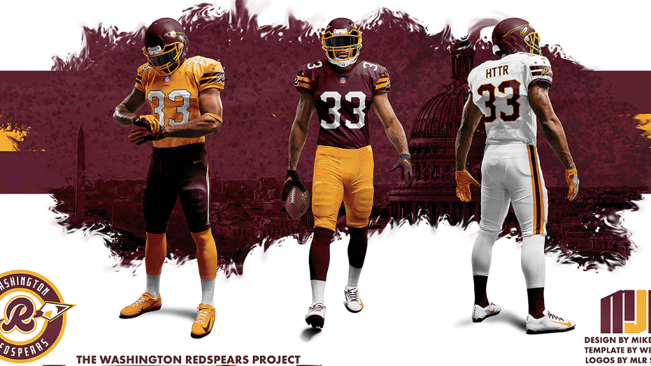 What Washington S New Nfl Logo Should Look Like According To Graphic Designers Npr