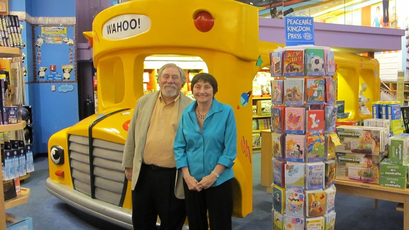 'The Magic School Bus' Series Author Joanna Cole Has Died