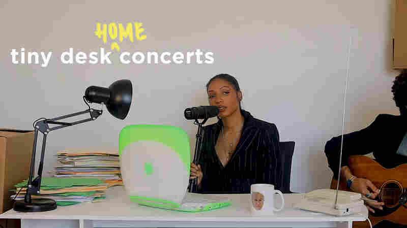 Diana Gordon: Tiny Desk (Home) Concert