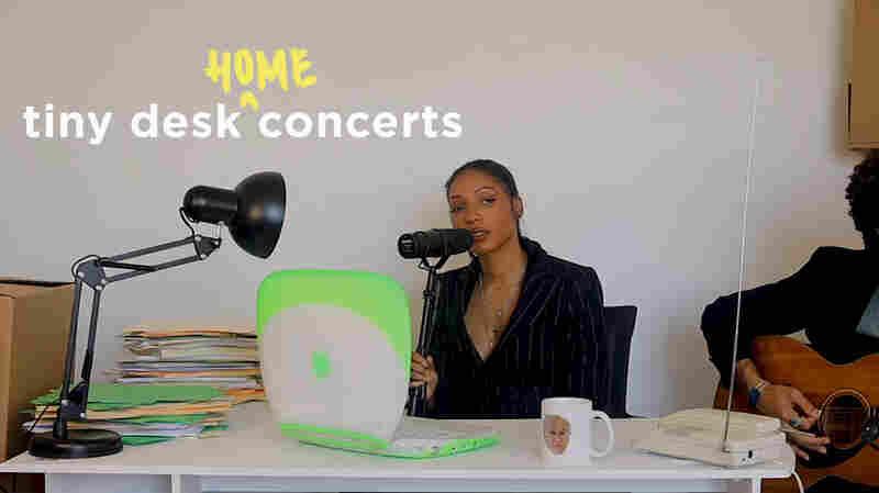 Diana Gordon: Tiny Desk (Home) Concert