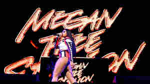 Rapper Megan Thee Stallion Says She Was Shot On Sunday