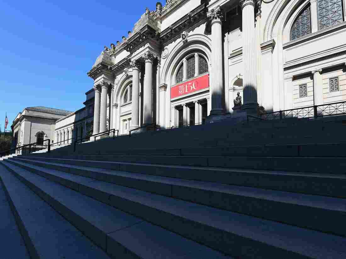 New York's Metropolitan Museum Of Art Will Open Its Doors Again In Late August
