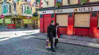 Ireland Delays Further Reopening, Keeping Bars Closed As Case Numbers Grow