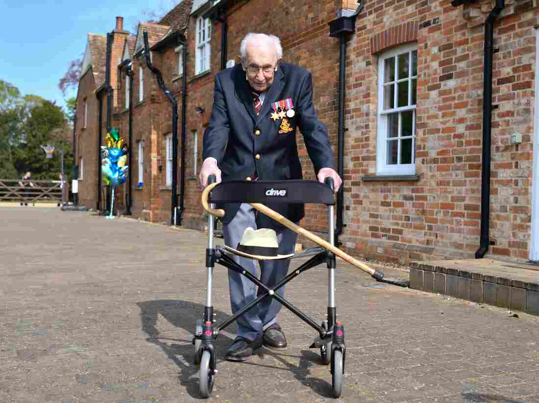 Queen to knight 100-year-old United Kingdom fundraiser Captain Tom