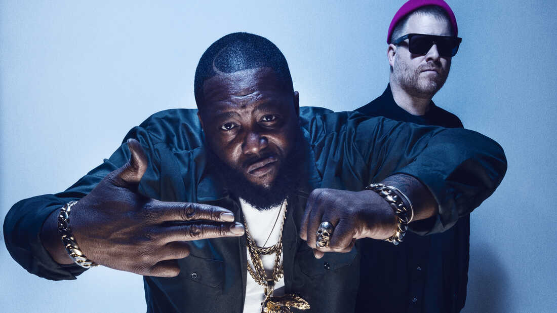 'The State, Unchecked, Is Your Ultimate Enemy': Run The Jewels On 'RTJ4'