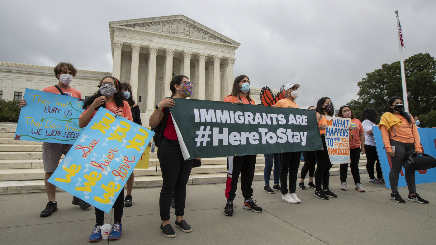 Federal Court Orders Trump Administration To Accept New DACA Applications – NPR