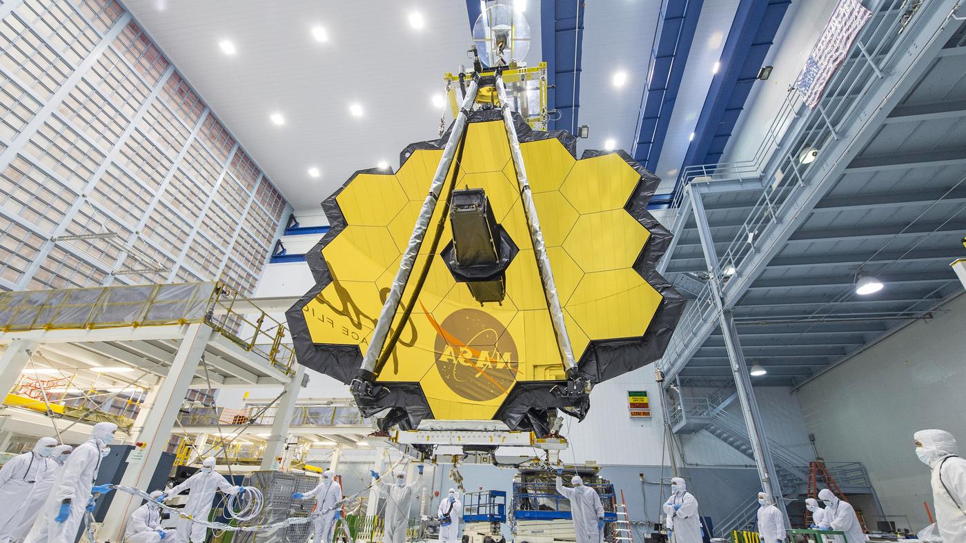 Webb Space Telescope Launch Delayed Until 2021 thumbnail