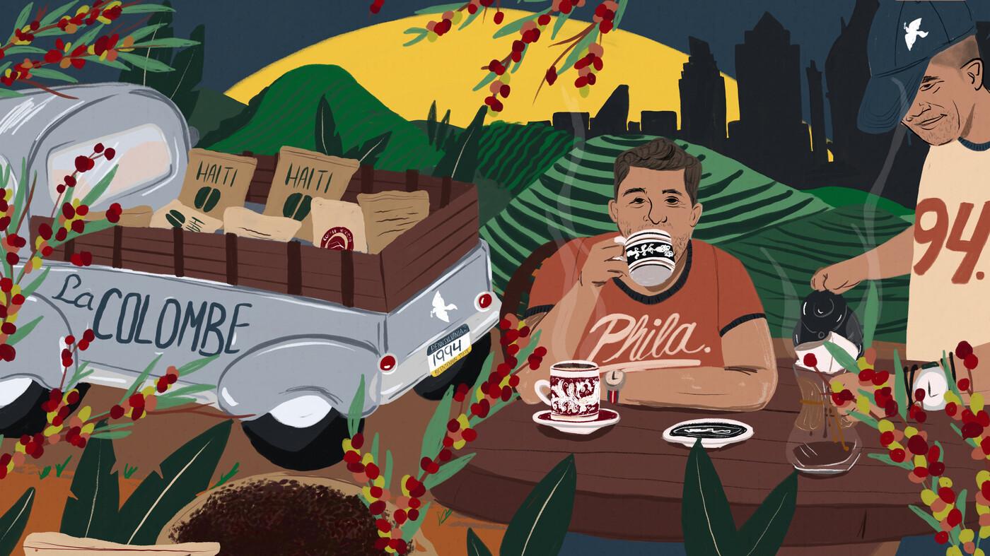 La Colombe Coffee Roasters: Todd Carmichael and J.P. Iberti