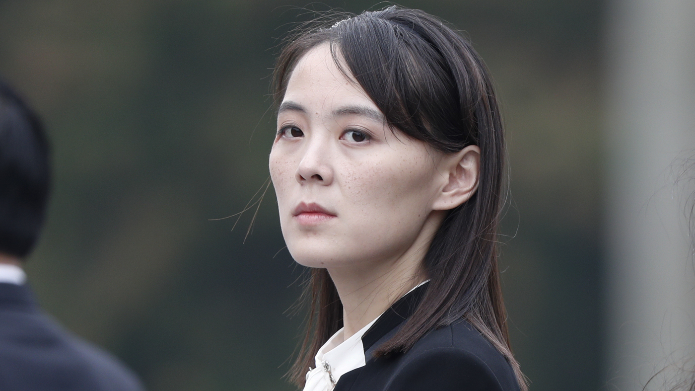 Kim Yo Jong Sister Of North Korea's Ruler Rises Through Ranks With Tough Rhetoric – NPR