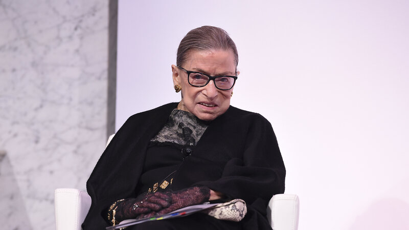 Ruth Bader Ginsburg Has Cancer Again Will Stay On Supreme Court Npr