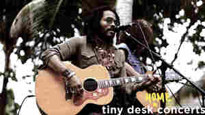 Lenny Kravitz: Tiny Desk (Home) Concert