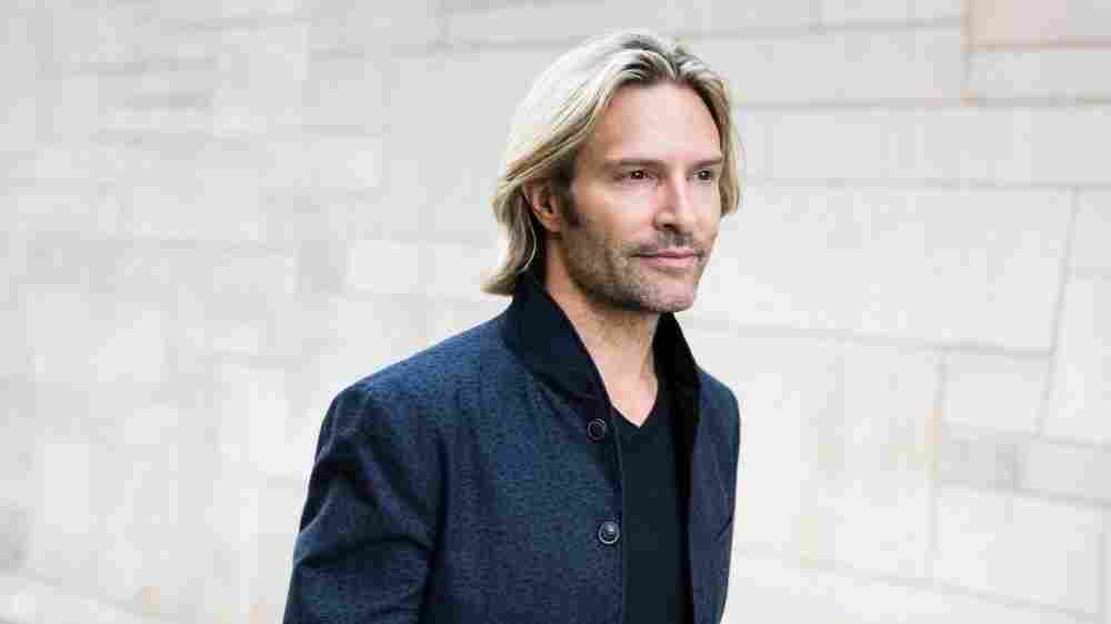 Singing In The Dark Times: Eric Whitacre's Virtual Choir Takes On New Meaning