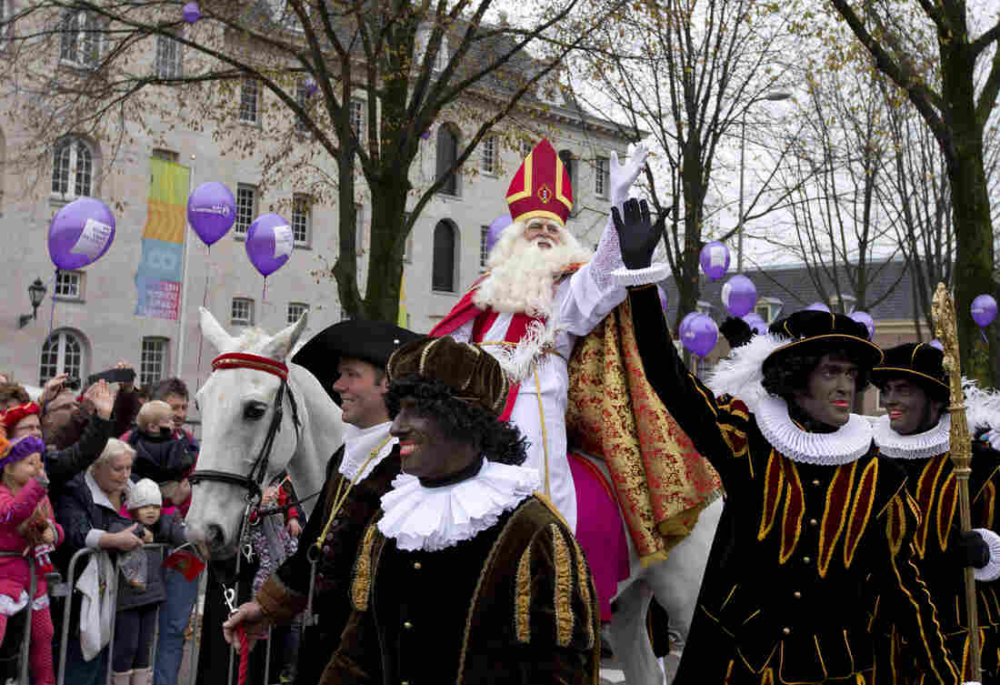 George Floyd's Death And Years Of Dialogue Are Helping The Dutch Disown Black Pete 3
