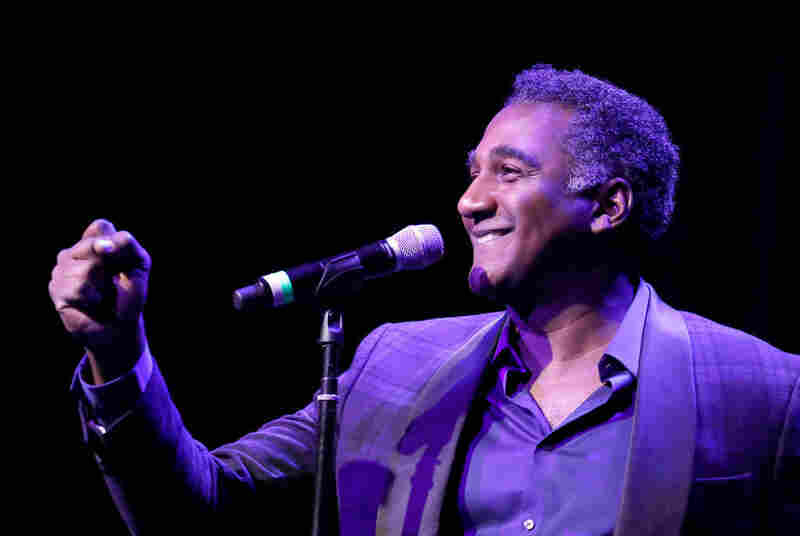 NEW YORK, NEW YORK - NOVEMBER 18: Norm Lewis performs at the Sheen Center presents Vanessa Williams & Friends: thankful for Christmas with guests Norm Lewis, Michael Urie, and Bernie Williams at Sheen Center for Thought & Culture on November 18, 2019 in New York City. (Photo by John Lamparski/Getty Images for Sheen Center for Thought & Culture)