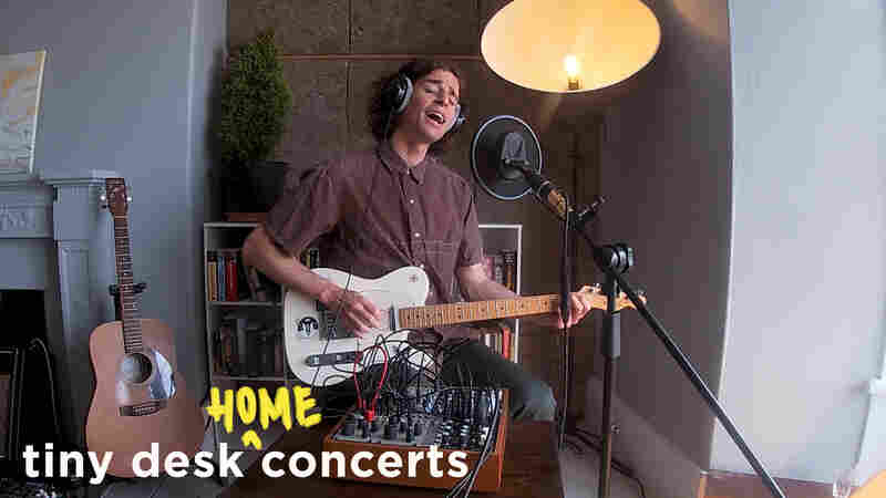 Tom Adams: Tiny Desk (Home) Concert