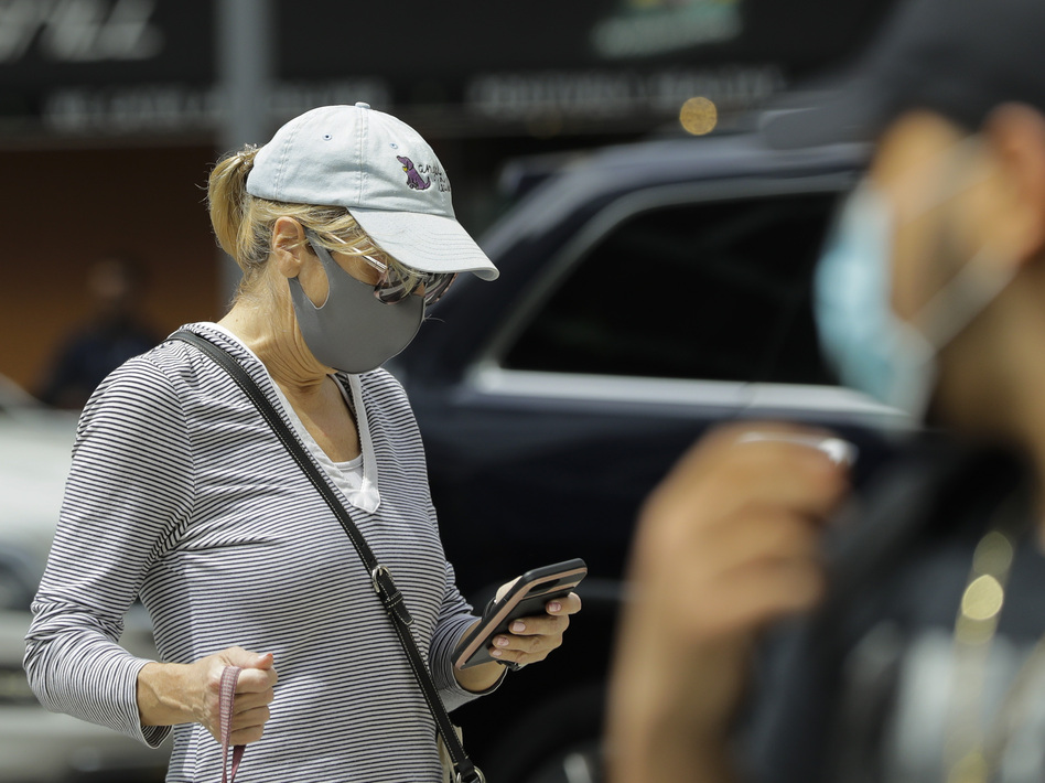 C.D.C. researchers estimate that although a majority of Americans haven't been exposed to the coronavirus, the actual infection rate is roughly 10 times higher. Data released on Tuesday showed the results of analyzed samples from 10 regions, including the New York City area. (Frank Franklin II/AP)