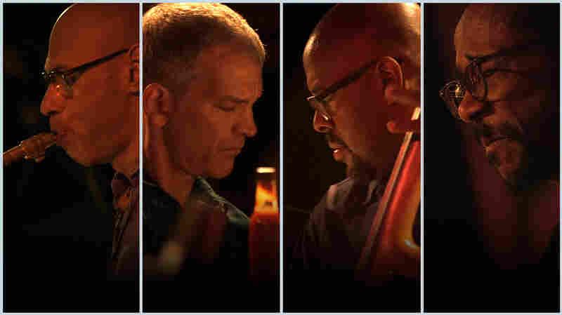 Watch Party: The Joshua Redman Quartet's 'RoundAgain' Reunion Concert