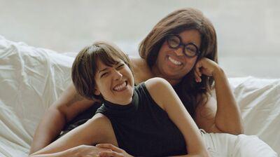 Aminatou Sow, Ann Friedman And Their 'Big Friendship'