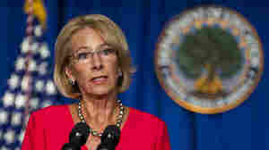 NAACP Sues Betsy DeVos Over Federal Aid Money For Private Schools