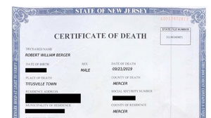 Typos Spell Trouble For Man's Alleged Attempt To Fake His Own Death