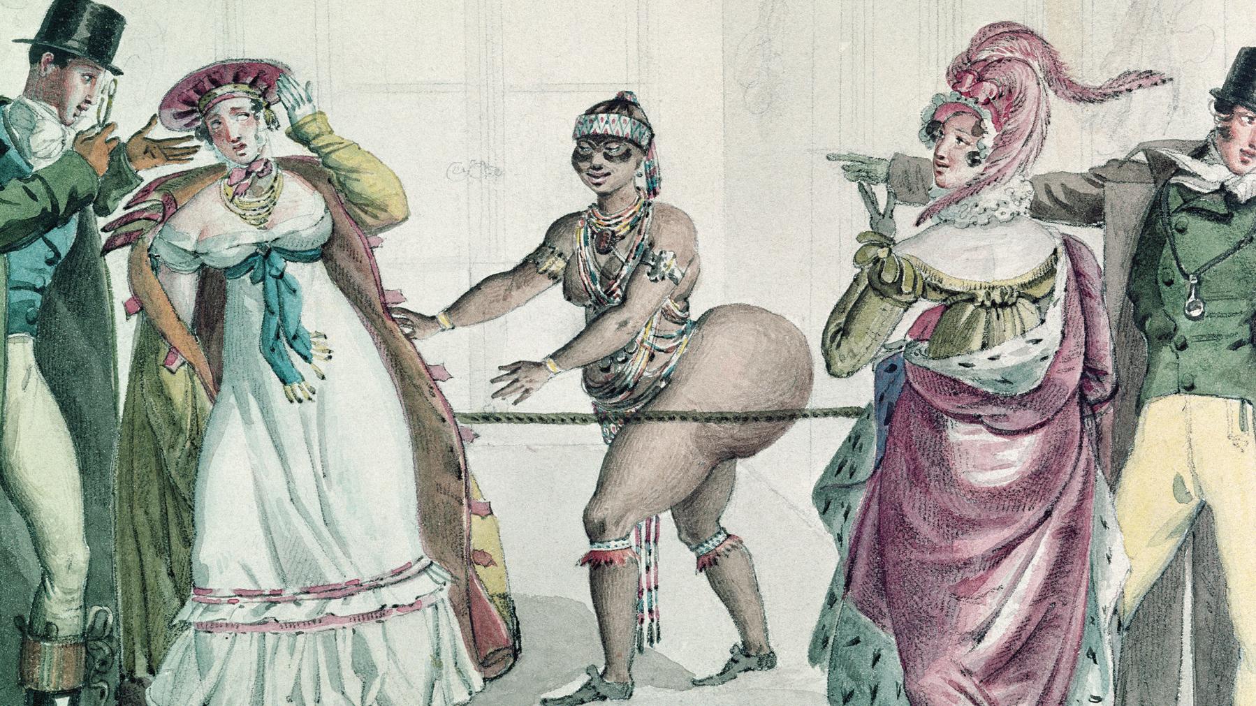 The Racial Origins Of Fat Phobia Short Wave Npr