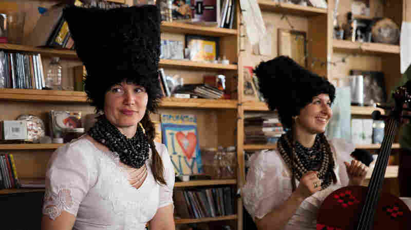 Invisibilia Staffers Pick Their 5 Favorite Tiny Desk Concerts