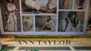 Another Bankruptcy At The Mall: Parent Company Of Ann Taylor, Loft Is Latest To Fail