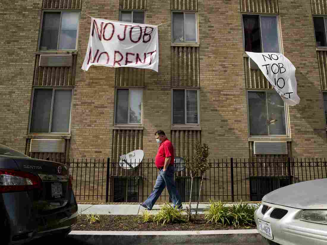 Time unemployment claims increase for the first time since beginning of pandemic