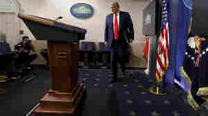 2020 Crises Confront Trump With An Outage In The Power Of Positive Thinking