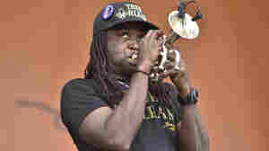 New Orleans Musician Offers Kids Trumpets In Exchange For Their Guns