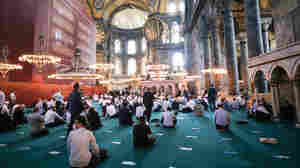 Hagia Sophia Hosts 1st Friday Prayers Since It Was Turned Back Into A Mosque